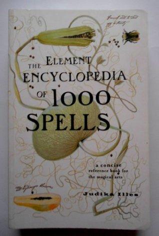 La Enciclopedia de Elementos de 1000 hechizos