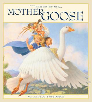 Rimas infantiles favoritas de Mother Goose