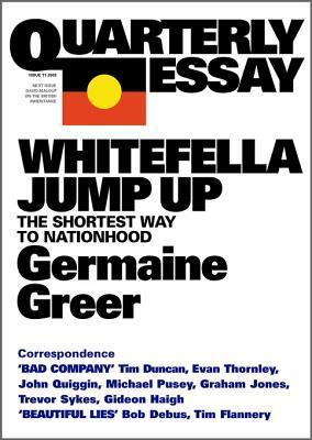 Whitefella Jump Up: El camino más corto a Nationhood