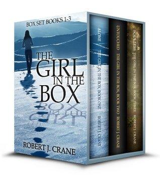 La chica de la serie de la caja