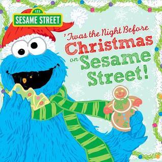 Twas la noche antes de Navidad en Sesame Street