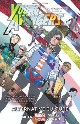 Young Avengers, Volumen 2: Cultura alternativa