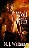 Lobo en la carrera