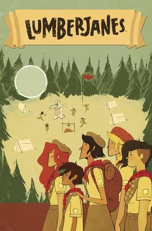 Lumberjanes # 4