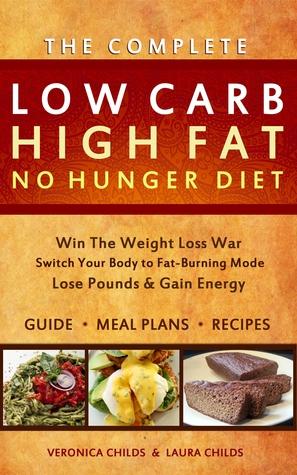 La dieta completa baja en carbohidratos sin grasa
