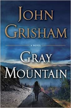 Montaña gris