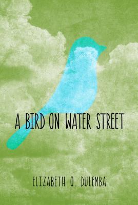 Un pájaro en la calle del agua