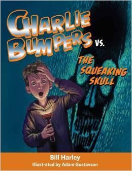 Parachoques de Charlie contra el cráneo que chilla