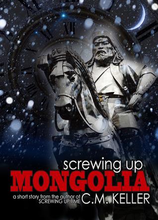 Atornillando Mongolia
