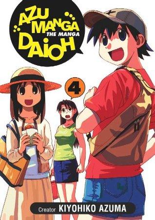 Azumanga Daioh Vol. 4