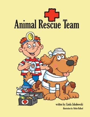 Equipo de rescate de animales