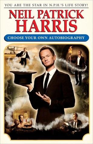 Neil Patrick Harris: Elija su propia autobiografía