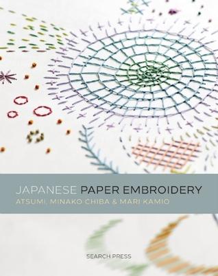 Bordado de papel japonés
