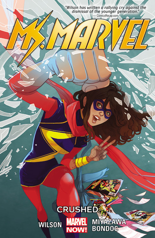 Ms. Marvel, vol. 3: machacada