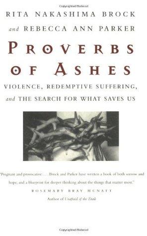 Proverbios de cenizas: violencia, sufrimiento redentor y la búsqueda de lo que nos salva