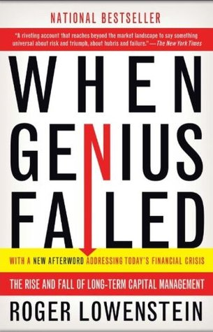 Cuando el genio falló: la subida y la caída de la gestión del capital a largo plazo