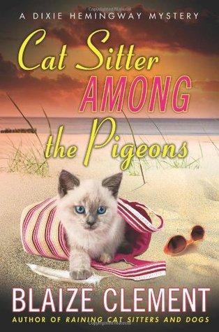 Cat Sitter entre las palomas