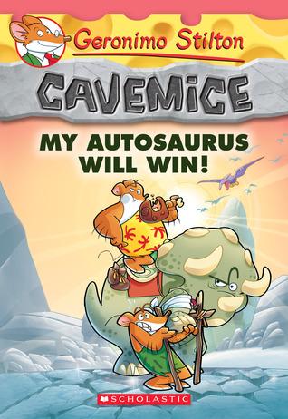 ¡Mi Autosaurus ganará!