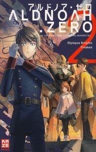 Aldnoah.Zero, banda 02