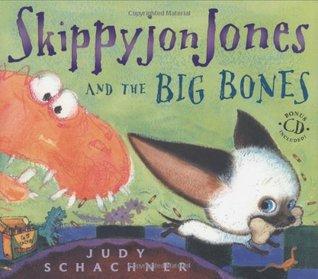 Skippyjon Jones y los huesos grandes