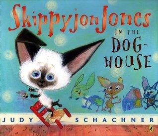 Skippyjon Jones en la casa de perro