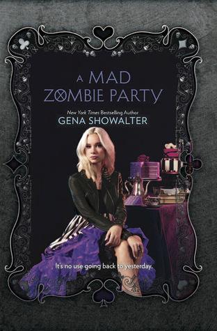 Una fiesta loca del zombi