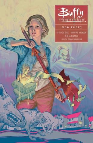 Buffy la Cazadora de Vampiros: Nuevas Reglas
