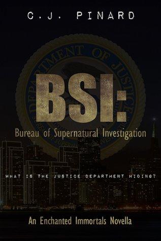 BSI: Oficina de Investigación Sobrenatural