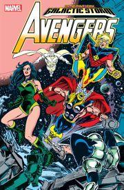 Los Vengadores: Galactic Storm, Vol. 1