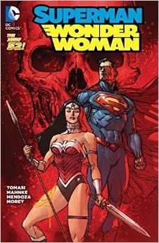 Superman / Wonder Woman, Volumen 3: Víctimas de la guerra