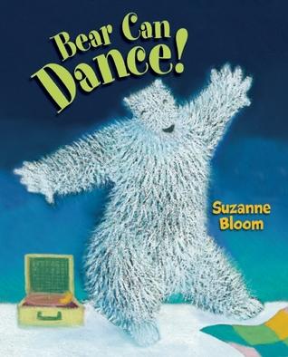 ¡El oso puede bailar!