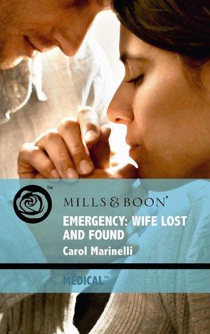 Emergencia: Esposa perdida y encontrada