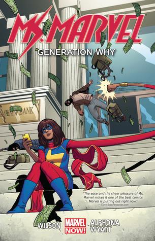 Sra. Marvel, Vol. Generación Por qué