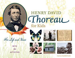 Henry David Thoreau para niños: su vida e ideas, con 21 actividades
