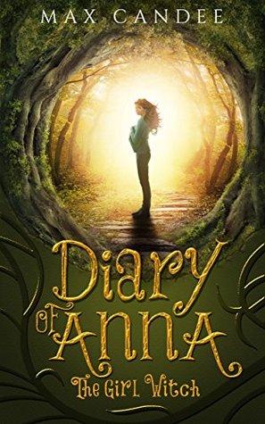 Diario de Anna la chica bruja: bruja quebrantadora