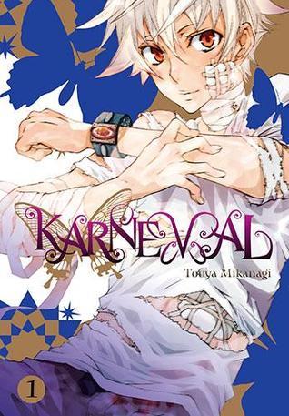 Karneval Omnibus (edición 2 en 1), vol. 1: Incluye Vols. 1 y 2