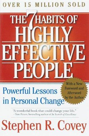 Los 7 Hábitos de las Personas Altamente Efectivas: Poderosas Lecciones en el Cambio Personal