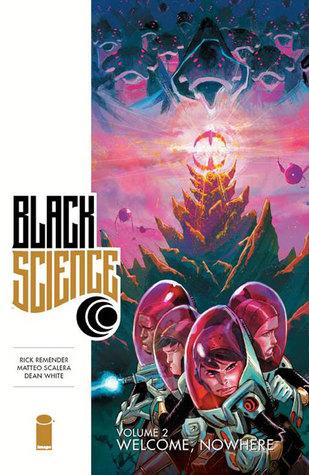 Ciencia Negra, Vol. 2: Bienvenido, en ninguna parte