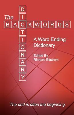 The Backwards Dictionary: Un Diccionario de Word Ending