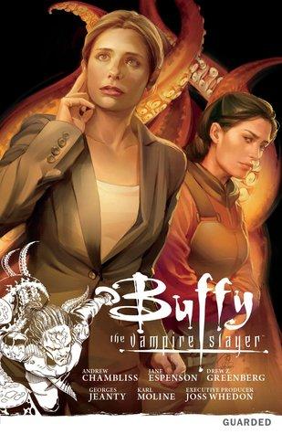 Buffy la Cazadora de Vampiros: Guardada
