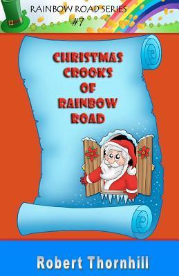Trampas de Navidad del camino del arco iris