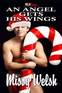 Un ángel obtiene sus alas