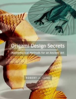 Secretos del diseño de Origami: Métodos matemáticos para un arte antiguo