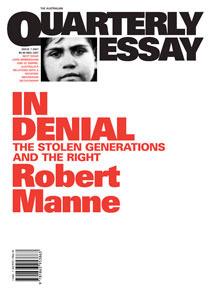 En la negación: las generaciones robadas y la derecha