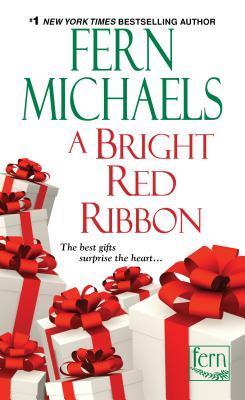 Una cinta roja brillante