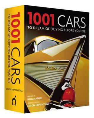 1001 coches a soñar con conducir antes de morir