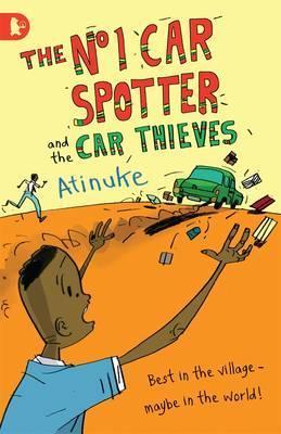 El N º 1 del coche Spotter y los ladrones de coches