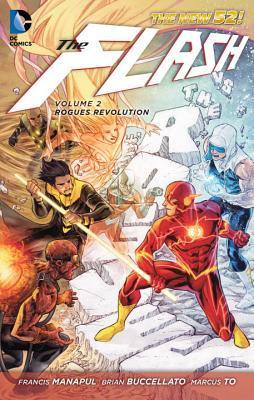 El Flash, Volumen 2: Rogues Revolución
