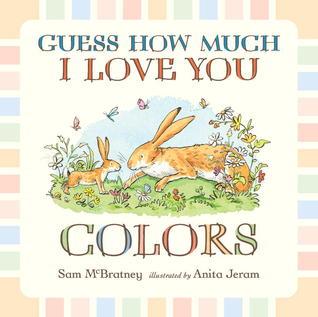 Adivina cuánto te amo: Colores