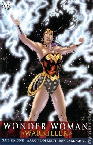 Mujer Maravilla, Vol. Warkiller